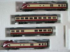 Roco ho 04183 a diesel automotor set té VT 11.5/VT 601 (rg/by/51-91.69s9f2)