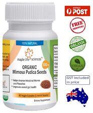 ORGANIC Mimosa Pudica Seeds Capsules - Parasite Cleansing - AU Stock
