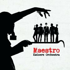 Kaizers Orchestra - Maestro / UINIVERSAL CD 2005