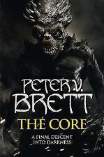 The Core (The Demon Cycle, Book 5) by Peter V. Brett (Hardback, 2017)