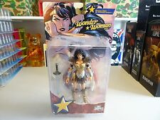 """WONDER WOMAN TERRY DODSON 6"""" DONNA TROY AS WW ACTION FIGURE DC DIRECT NEW"""