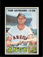 1967 TOPPS #343 TOM SATRIANO EX ANGELS  *XR10926