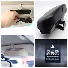 Auto Sunglasses Case Storage Car Accessories Car-Styling Fastener Ticket Holder
