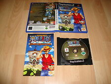 ONE PIECE 2 GRAND ADVENTURE DE BANDAI - NAMCO PARA LA SONY PS2 USADO COMPLETO
