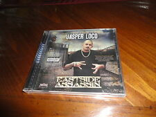 Chicano Rap CD JASPER LOCO Eastside Assassin - Chino Grande Midget Loco Big Wix