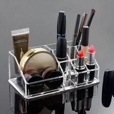 Acrylic Cosmetic Organizer (+Tracking) Transparent Makeup Jewelry Storage Case