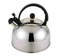 Sabichi 93820 Stainless Steel Stovetop Whistling Kettle 2.5 Litre