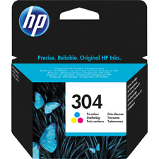Cartucho original 304 para hp dj 2620 color