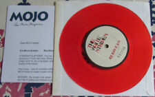 """THE WHITE STRIPES """"Red Death At 6:14"""" ltd numbered 7 INCH red VINYL Single"""