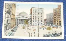 MONTREAL, BANK OF MONTREAL, ROYAL TRUST BUILDING, PLACE D'ARMES