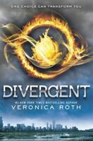 DIVERGENT ~ NOVEL COVER POSTER 22x34 Veronica Roth Movie NEW/ROLLED!