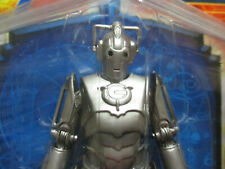 Doctor Who Cyberman Action Figure Classic Sci Fi Dr TV Tie In NEW 2004