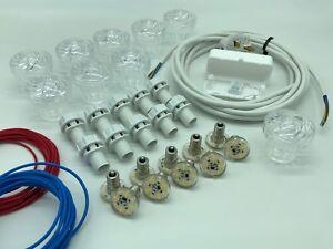 Cabochon lights - Fairground Lighting Kit - Turbolites - Fairground