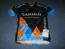 GARMIN SLIPSTREAM PEARL IZUMI LIMITED EDITION CYCLING JERSEY [S] BNWT