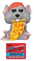 Funko POP NYCC Pizza Rat #54 LE 3000 pieces
