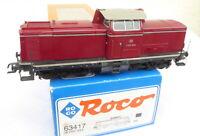 Roco 63417 H0 Diesellok V 100 1224 der DB Epoche 3 Digital und analog gut in OVP