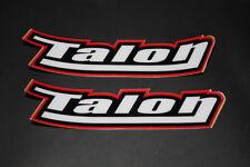 #376 Talon Sprockets Kettenrad Aufkleber Sticker Decal Autocollant Bapper Kleber