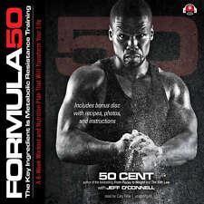 Formula 50 by  50 Cent 2012 Unabridged CD 9781470842215