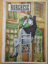 1954-IL BORGHESE-Direttore LEO LONGANESI-Anno V, Numero 10