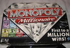 2012 HASBRO MONOPOLY MILLIONAIRE GAME