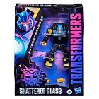Transformers Generations Shattered Glass IDW Deluxe Goldbug Bumblebee