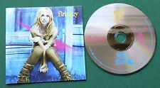 Britney Spears - Britney inc I'm A Slave 4 U & Overprotected + CD