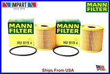 Volvo C70 S40 S60 S70 S80 V40 V70 XC70 XC90  Oil Filter 1275811 MANN  HU819x (2)