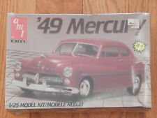 BRAND NEW SEALED VINTAGE AMT 49 MERCURY 1:25 MODEL KIT