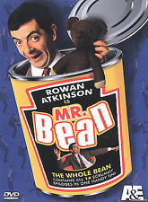 MR. BEAN: THE WHOLE BEAN 3-DISC DVD SET 6.25 Hrs  + Extras Orig Box & Cases A&E