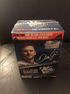 2014 Press Pass NASCAR Factory Sealed Blaster Box