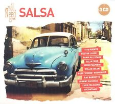 ALL YOU NEED IS: SALSA 3 CD NEUF