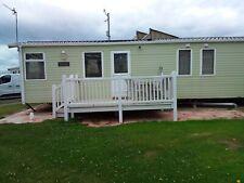 8 Berth Caravan Hire Towyn North Wales August 2020 Weeks Available