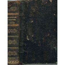 DICTIONNAIRE Français avec le LATIN le Vieux LANGAGE de Pierre BOISTE circa 1819
