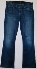 MISSES CITIZENS OF HUMANITY LIGHTWEIGHT DENIM JEANS DITA PETITES SZ 26 BOOTCUT