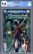 Green Lanterns #3  Rocha Cover    1st Print  CGC 9.8