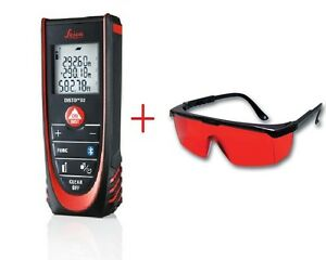 Leica DISTO D2 Laser Meter with Bluetooth 4.0