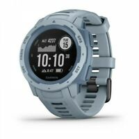 Garmin Instinct Rugged Outdoor Fitness GPS Watch - Seafoam 010-02064-05
