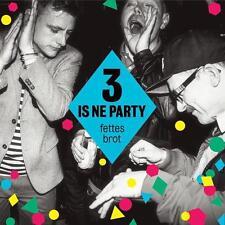 Fettes Brot - 3 Is Ne Party (V.I.P.Edition) Doppel-CD Neu OVP