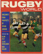RUGBY WORLD MAGAZINE MAY 1972 - PERFECT GIFT FOR A FAN BORN IN THIS MONTH