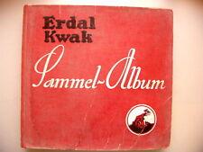Sammelbilderalbum Erdal Kwak Sammel-Album 1928 komplett