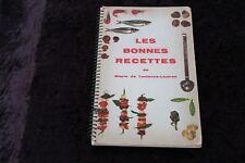LES BONNES RECETTES de Mapie de Toulouse-Lautrec - FABBRI-O.D.E.J. 1961