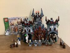 LEGO Castle Fantasy Era 7097 Trolls' Mountain Fortress - 11 minifigures RARE Set