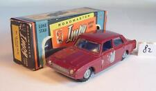 Lone Star Impy 1/58 nº 18 Super cars Ford Corsair Sedán rojo OVP #082
