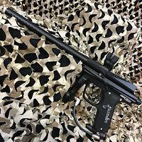 NEW Azodin Blitz Evo Electronic Paintball Gun Marker - Black/Black