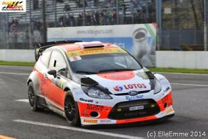 DECAL: 1/24 S271104 2014 LOTOS/CFE FORD FIESTA WRC MONZA KUBICA