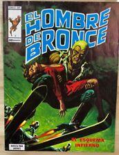 DOC SAVAGE #3 (1974) Spanish B&W comics magazine, Steve Ditko story FINE-