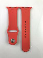 Original Genuine OEM Apple Watch Sport Band 42mm 44mm Pink Pin strap + SM strap