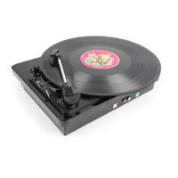PLATINE DISC/VYNILE 33/45/78 TOURS AVEC SORTIE USB POUR ENREGISTREMENT VERS PC