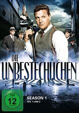 ROBERT STACK - DIE UNBESTECHLICHEN S1 MB  8 DVD NEU