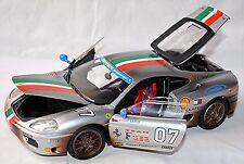 "1999.- Ferrari F360 Modena Challenge ""traditions of Race"" Hot Wheels K0232"